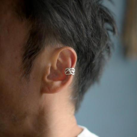 ブリューム イヤーカフ [ silver 片耳 ]