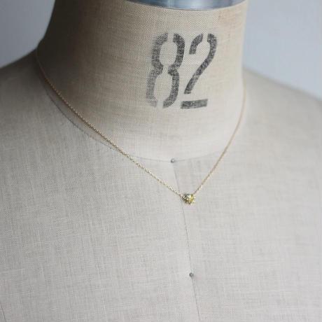 K18 コンペイトウのネックレス