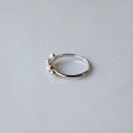 sv925 ミモザのリング