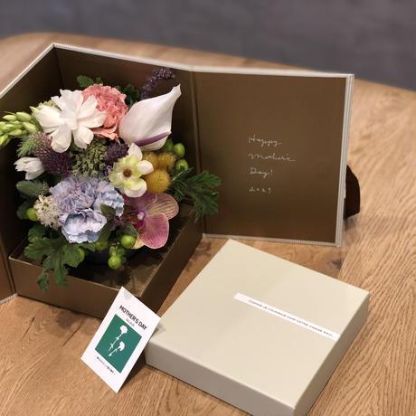 遅れてごめんね  Mother's Gift 生花      =surprise  Flower=