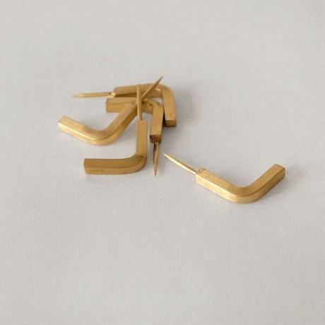 Brass  プッシュピン