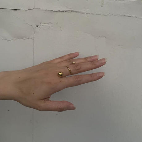 PORTE BONHEUR  -くるくる ring  GD -
