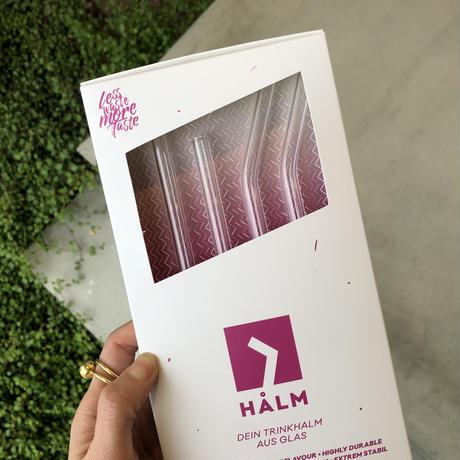 HALM ガラスストロー