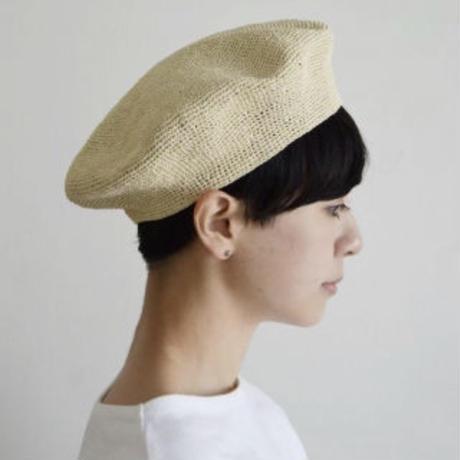 ベレー帽  = crochet  =
