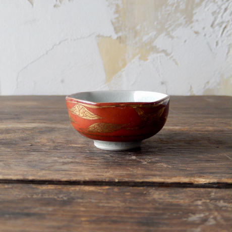 antiques 九谷永楽  お猪口