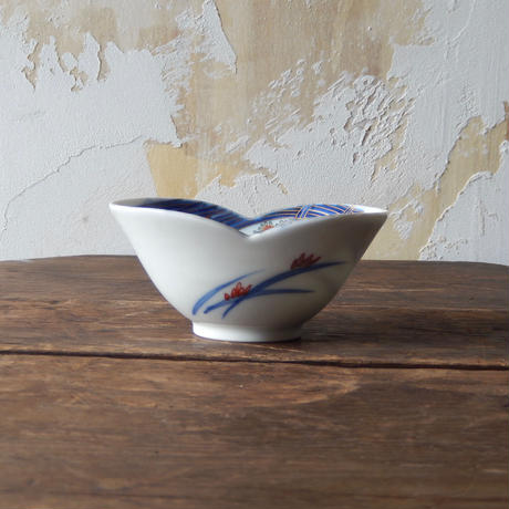 antiques 染付 小鉢