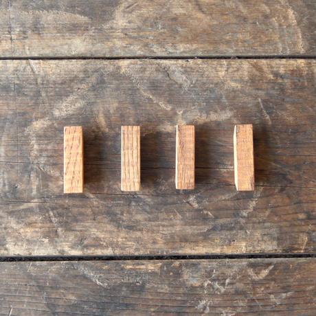 四十沢木材工芸  箸置き