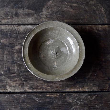古道具 中国で発掘された皿