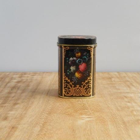 antiques ENGLAND製 紅茶缶