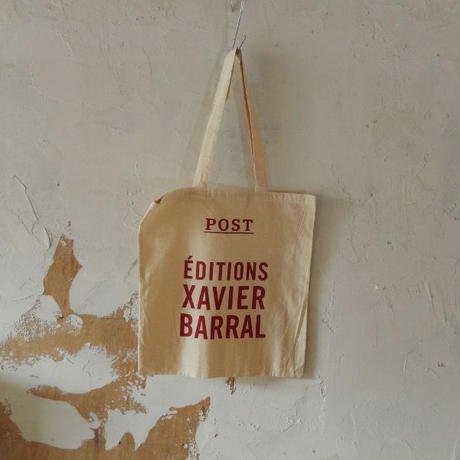 POST x Editions Xavier Barral ショッピングバッグ