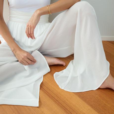 PANTS - WHITE