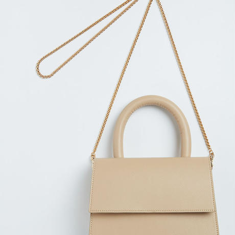 VEGAN PETIT BAG - white
