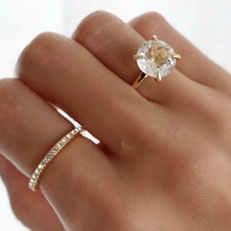 THE CLASSY rings  8号