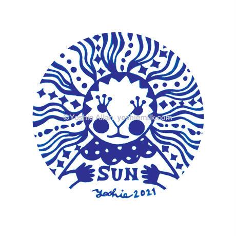 【限定120枚】'Sun' アートプリント