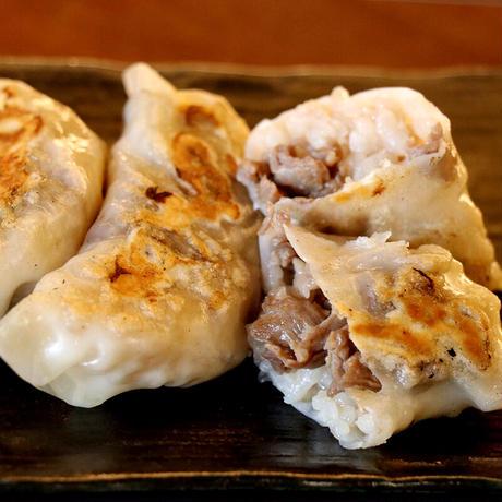 まんま餃子(大) 飛騨牛すき焼き 冷凍36個(12個入り×3パック)