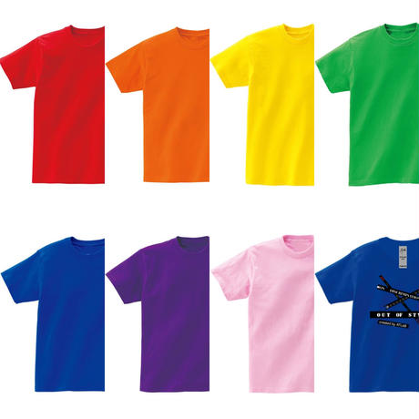 #007-Tシャツ (7color)