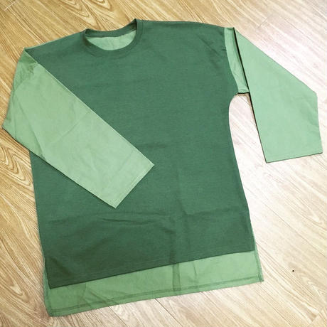 BIGシャツカットソー