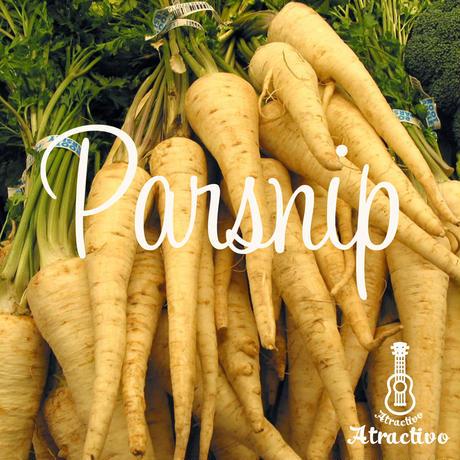 イギリス野菜・白い人参パースニップの種
