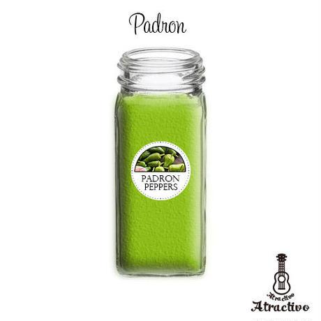 スペインのしし唐パドロン・スパイスパウダー調味料