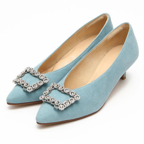 Pearl S width Bijou Light blue *細幅