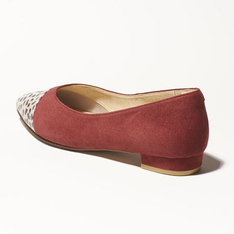 Ann Two-tone Red