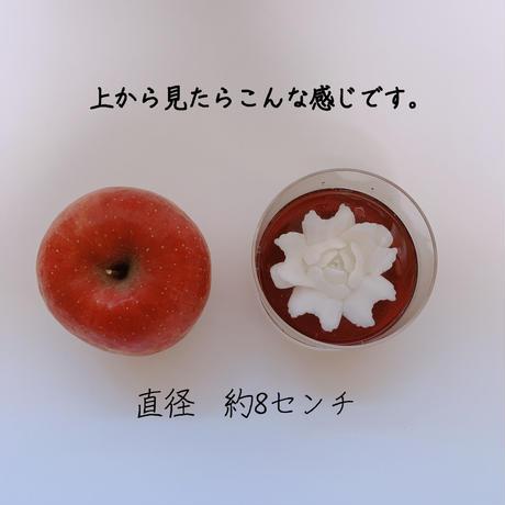 ★店頭お渡し★ お渡し日指定 花のカタチのゼリー箱 4個セット 黒2個×赤2個