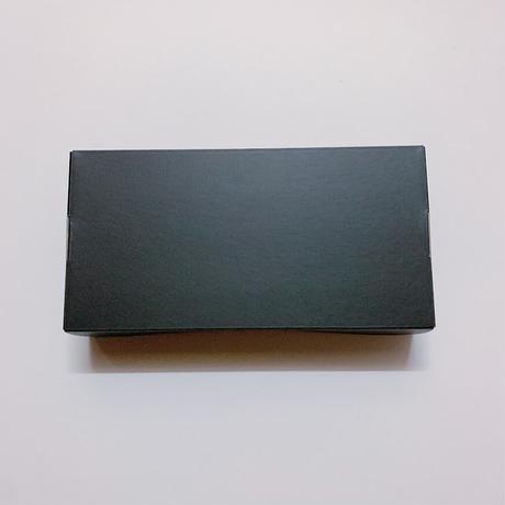 ★店頭お渡し★ お渡し日指定 花のカタチのゼリー箱 2個セット 黒と赤