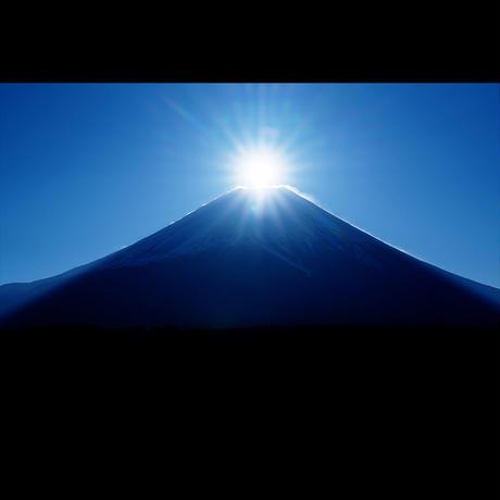 幻光ダイヤモンド富士(LLサイズ)