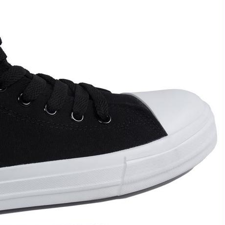 RIPNDIP LORD NERMAL HIGH-TOP SHOES (BLACK)