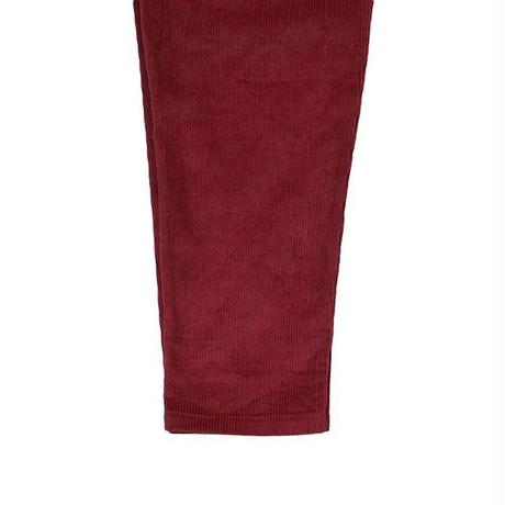 Cookman Chef Pants Corduroy (WINE)