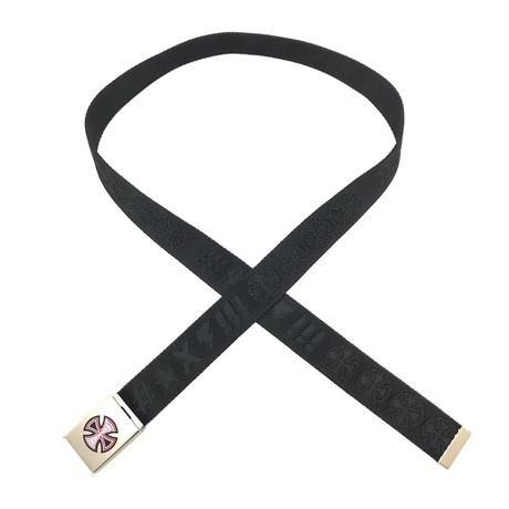 INDY ANTE WEB BELT (BLACK)