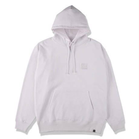 THUMPERS BOX LOGO EMBRO HOODIE (WHITE, GREY, YELLOW, OLIVE, BLUE, BLACK)