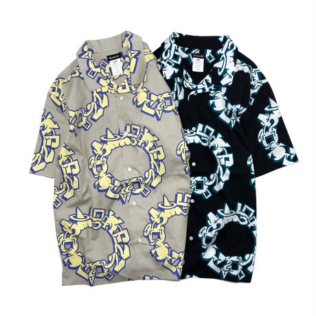 SAYHELLO Zero Shirts (Grey, Black)