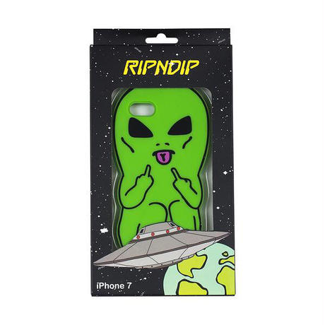 RIPNDIP WE OUT HERE IPHONE CASE