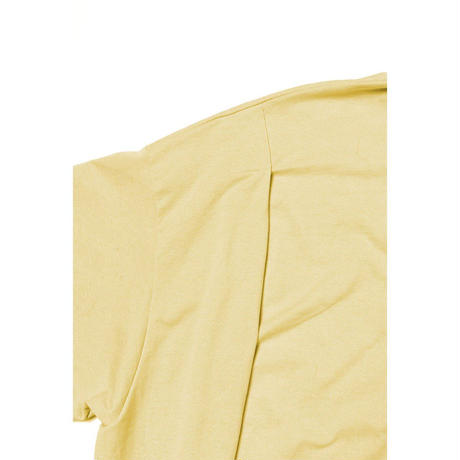 DELUXE × EVISEN Polo AIRPORT (Yellow, Black)