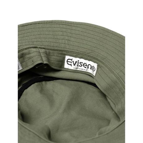 EVISEN / DELUXE × EVISEN SWITCH (Olive, Black)