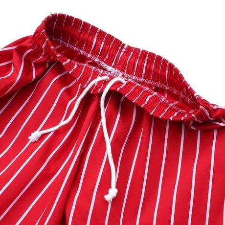 Cookman Chef Pants (Stripe Red)