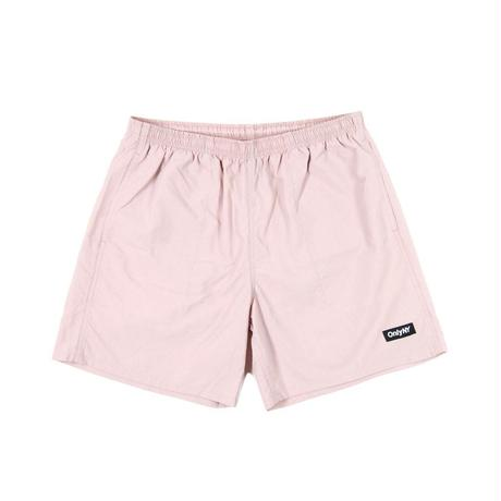 Only NY Highfalls Swim Shorts (Pink)
