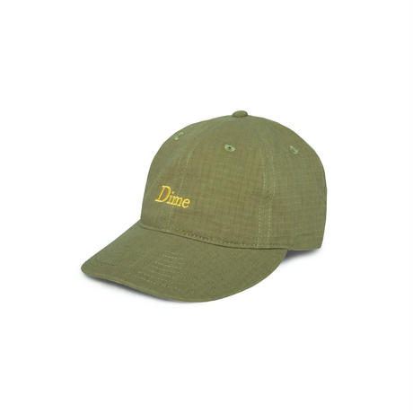 Dime CLASSIC LOGO HAT (White, Lilac, Military Green)