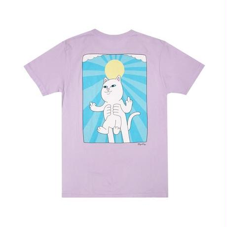 RIPNDIP HALO TEE (PURPLE)