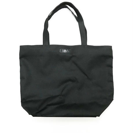 ATTACK ORIGINAL ANNYACK NYLON ZIP TOTE (NAVY, NATURAL, BLACK)