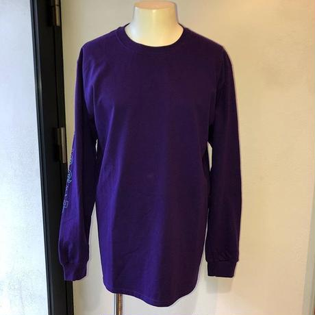 LONELY論理 SUGIMOTO L/S TEE (PURPLE)