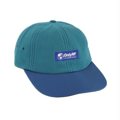 ONLY NY   International Fleece Polo Hat (TEAL, BLACK)
