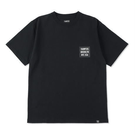 THUMPERS NYC COLLAGE S/S Tee (WHITE, BLACK, PURPLE)