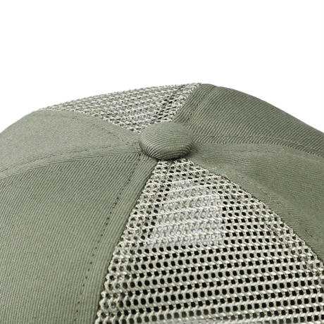 THUMPERS NYC CAUSE AND EFFECT MESH HUNTING HAT (OLIVE, BLACK)