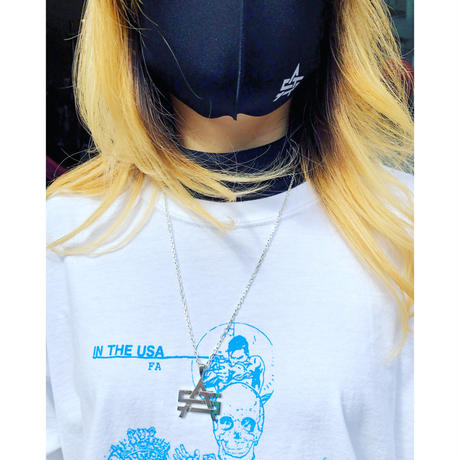 AS LOGO NECKLACE LIMITED (925 SILVER)
