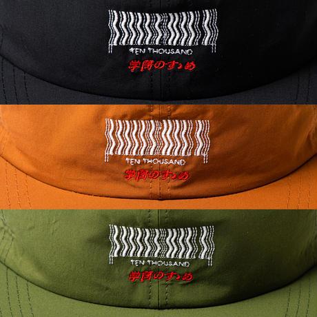 TIGHTBOOTH YUKICHI 6PANEL (Orange, Olive, Black)