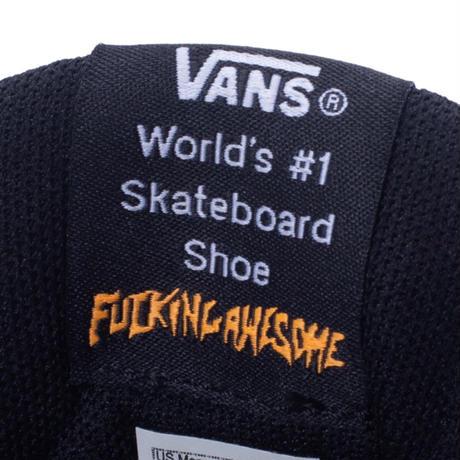FUCKING AWESOME VANS AVE PRO LTD (FA BLACK REFLECTIVE)