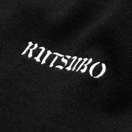 坩堝 RUTSUBO OG CREW SWEAT (OLIVE, SAND, GREY, BLACK)