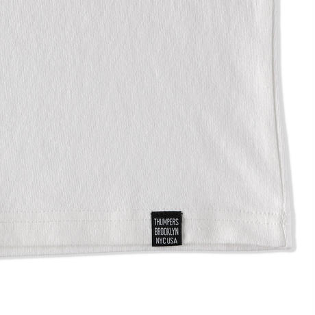 THUMPERS NYC THUMPERS TEAM S/S TEE (WHITE, BLACK, GOLD)